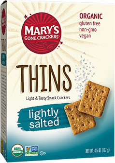 Lightly Salted THINS