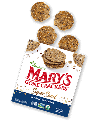Click to go the Super Seed Crackers category page