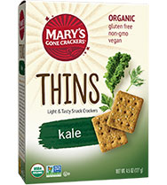 Kale THINS - Buy Now
